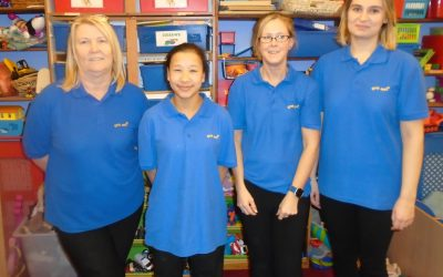 First Steps Family – Early Years