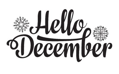 What's Coming Up December